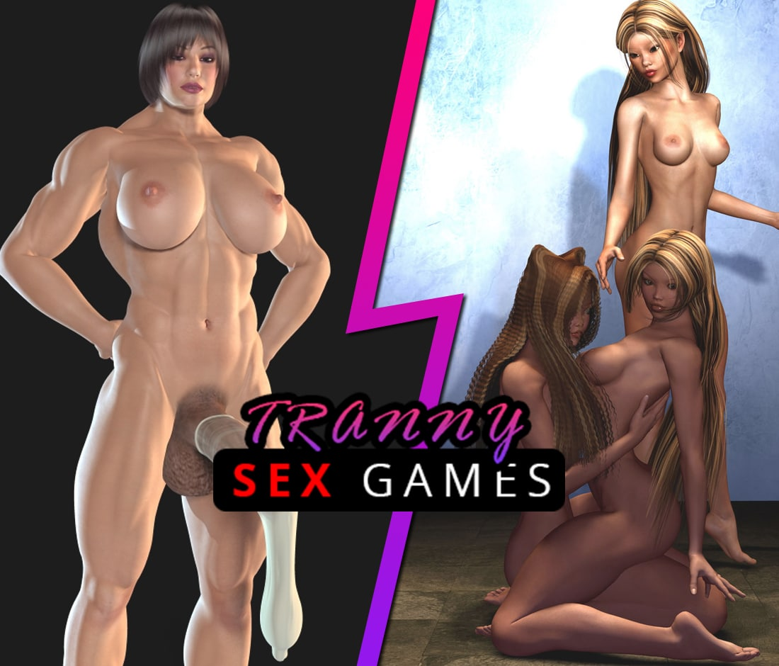 Tranny Sex Games: Play Shemale Porn Games Now
